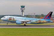 OO-SNE - Brussels Airlines Airbus A320 aircraft