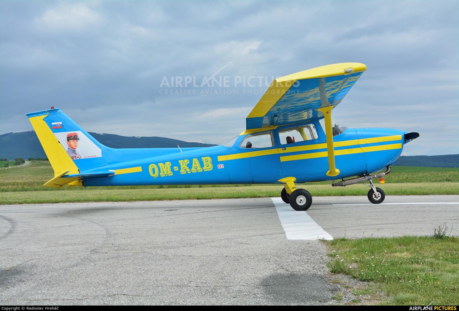 Private OM-KAB aircraft at Bidovce