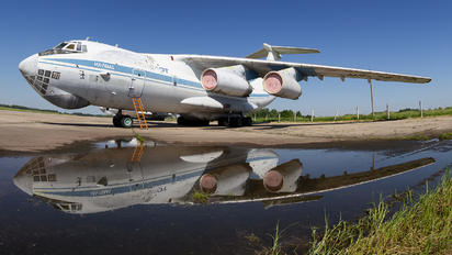UR-78772 - Undisclosed Ilyushin Il-76 (all models)