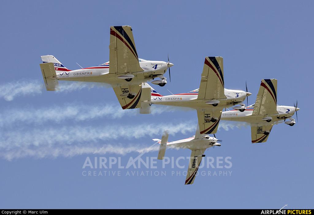Private I-A667 aircraft at Sibari Fly