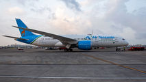 5H-TCG - Air Tanzania Boeing 787-8 Dreamliner aircraft