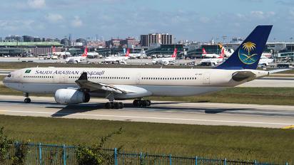 HZ-AQC - Saudi Arabian Airlines Airbus A330-300