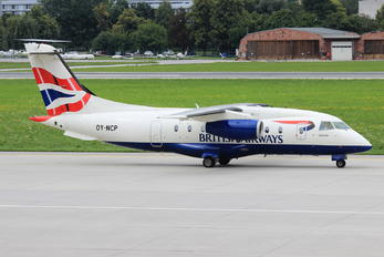 OY-NCP - British Airways - Sun Air Dornier Do.328