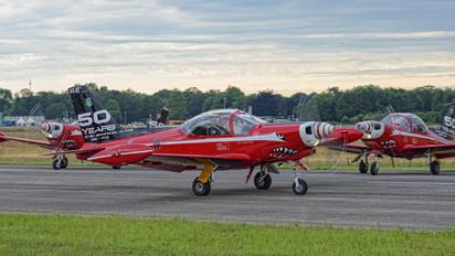 "ST-35 - Belgium - Air Force ""Les Diables Rouges"" SIAI-Marchetti SF-260"