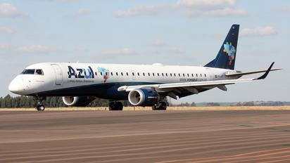 PR-AYF - Azul Linhas Aéreas Embraer ERJ-195 (190-200)