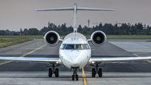 ES-ACH - Nordica Canadair CL-600 CRJ-900 aircraft