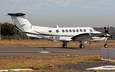 PR-BSI - Brazil - Federal Police Beechcraft 300 King Air 350