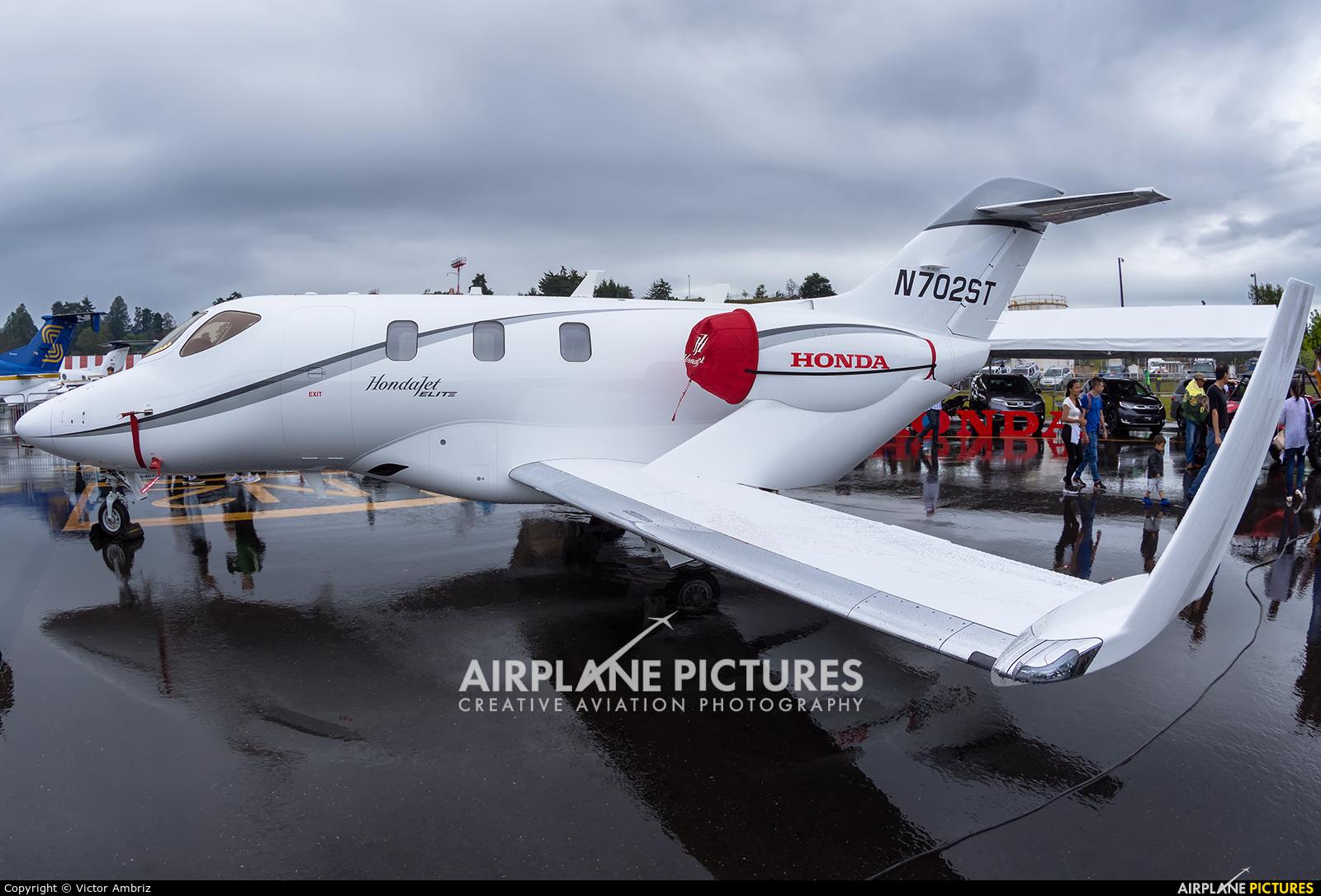 Honda Aerospace N702ST aircraft at Medellin - Jose Maria Cordova Intl