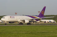 HS-TJU - Thai Airways Boeing 777-200ER aircraft