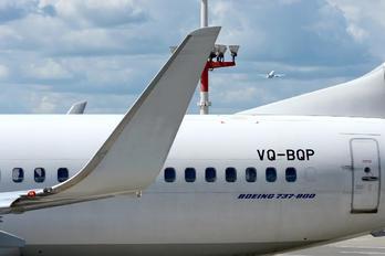 VQ-BQP - UTair Boeing 737-800