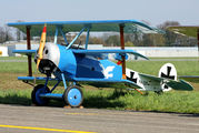 PH-EBF - Netherlands-Royal AF Historic Flight Fokker DR.1 Triplane (replica) aircraft
