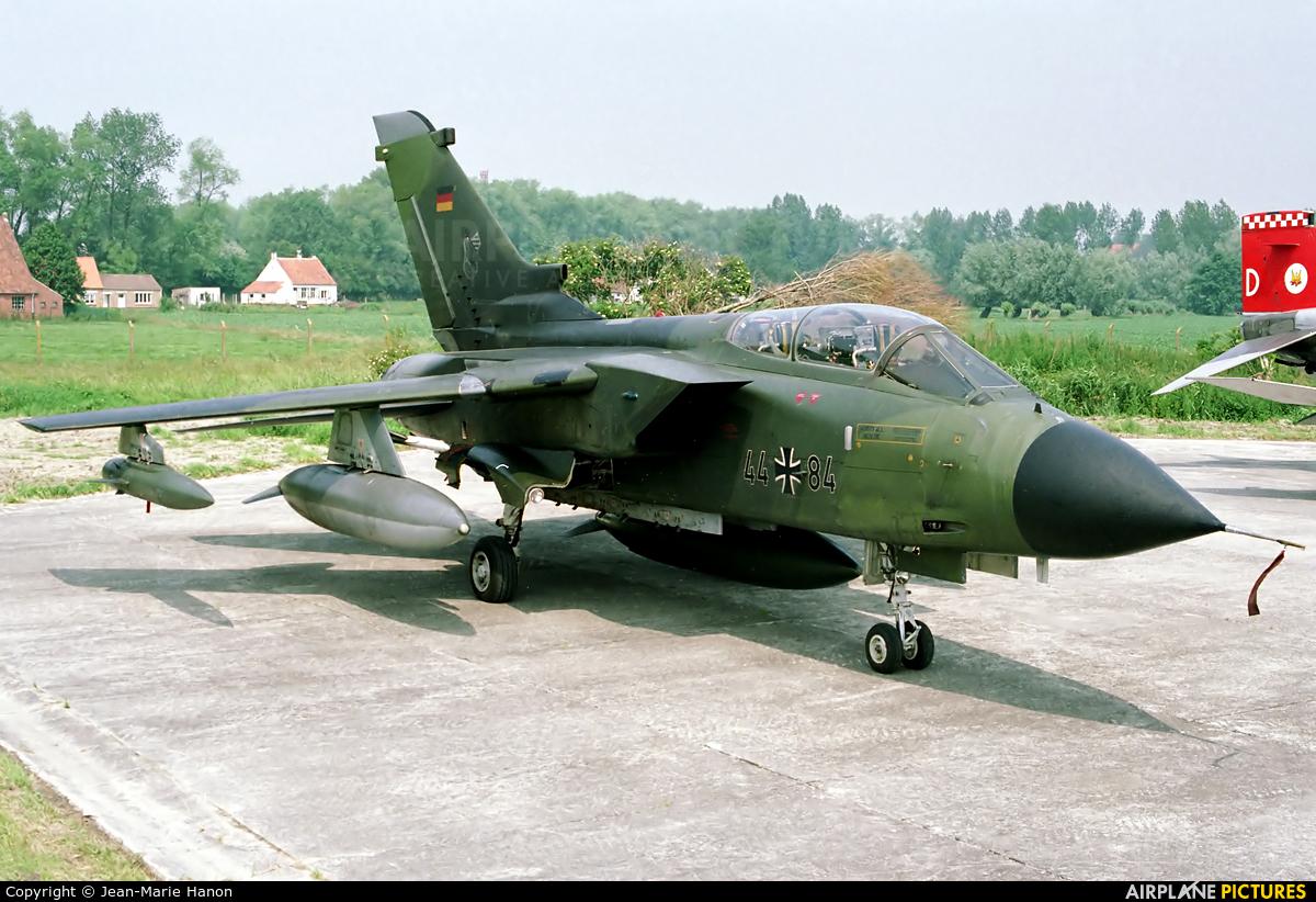 Germany - Air Force 44+84 aircraft at Koksijde