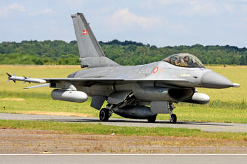 E-008 - Denmark - Air Force General Dynamics F-16A Fighting Falcon