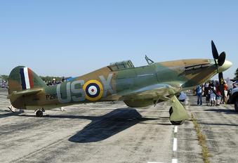 C-FDNL - Private Hawker Hurricane Mk.I (all models)