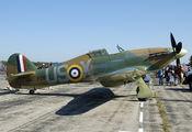C-FDNL - Private Hawker Hurricane Mk.I (all models) aircraft