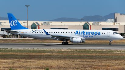 EC-LLR - Air Europa Express Embraer ERJ-195 (190-200)