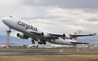 New route of Cargolux between Santiago de Chile and São Paulo Campinas title=