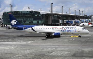XA-GAF - Aeromexico Connect Embraer ERJ-190 (190-100)