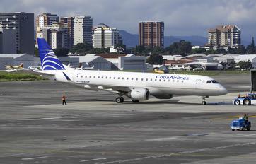 HP-1568CMP - Copa Airlines Embraer ERJ-190 (190-100)