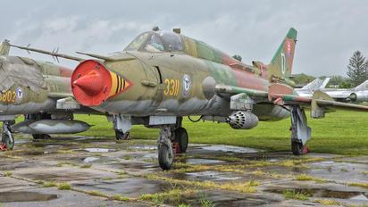 3311 - Slovakia -  Air Force Sukhoi Su-22M-4
