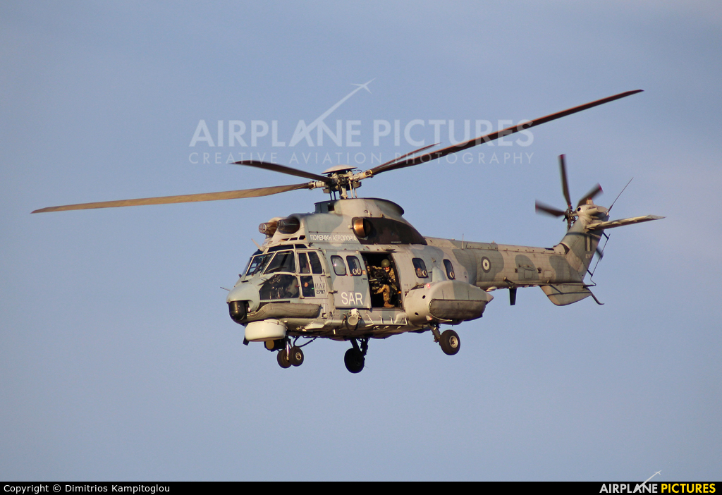 Greece - Hellenic Air Force 2787 aircraft at Tanagra