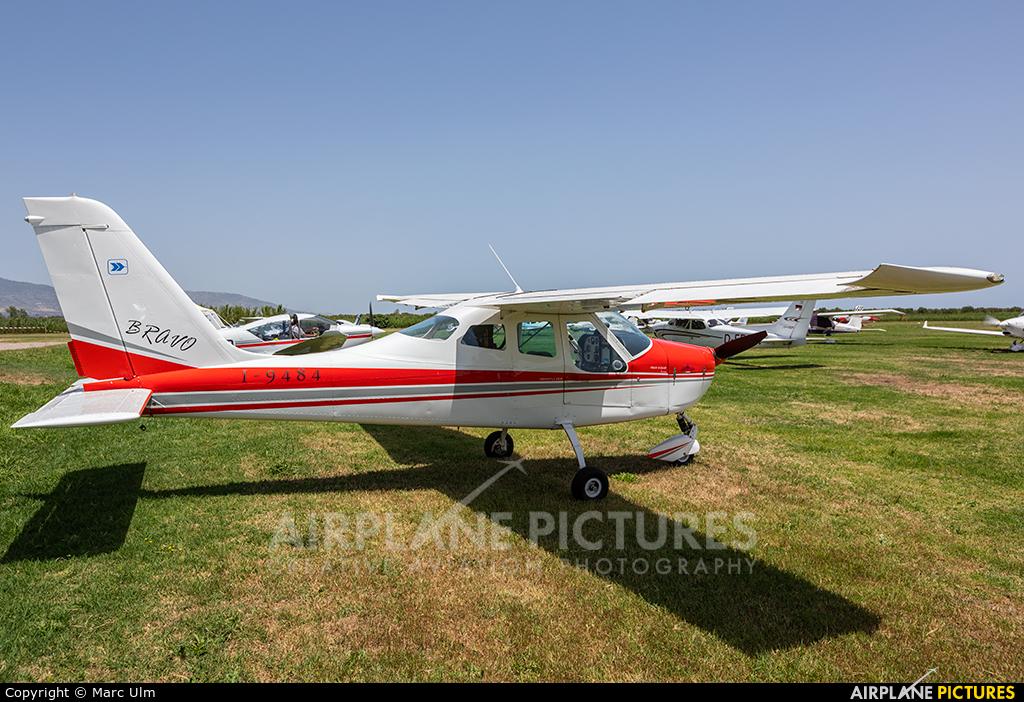 Private I-9484 aircraft at Sibari Fly
