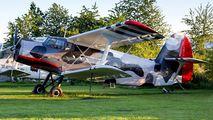 SP-EGB - Aeroklub Krakowski Antonov An-2 aircraft