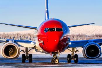 EI-FVJ - Norwegian Air Shuttle Boeing 737-800