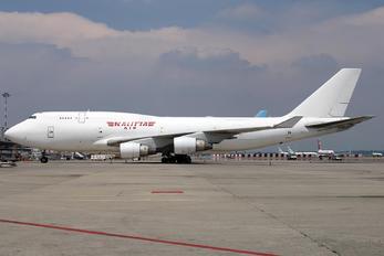 N707CK - Kalitta Air Boeing 747-400F, ERF
