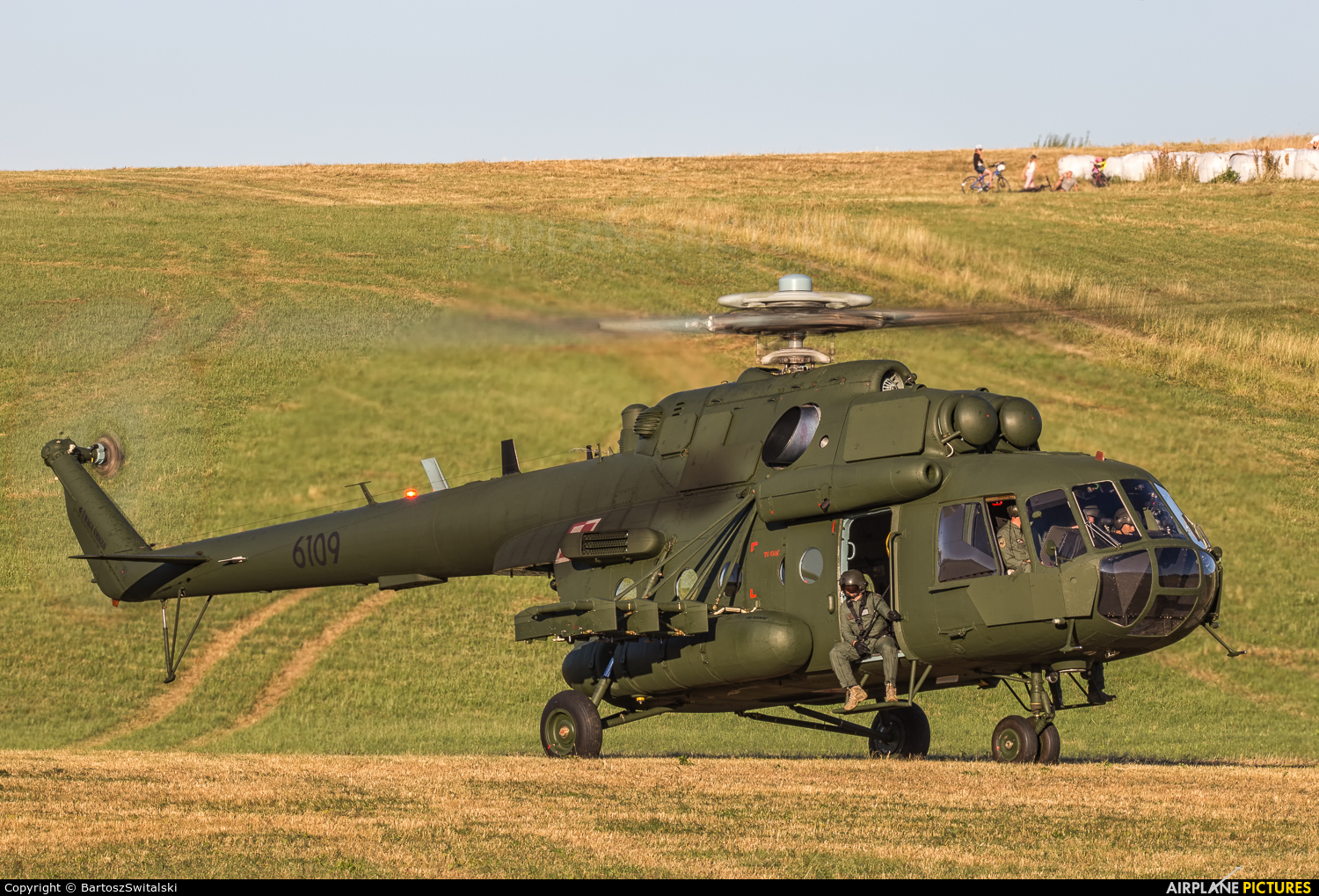 Poland - Air Force 6109 aircraft at Undisclosed location