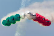 "MM54510 - Italy - Air Force ""Frecce Tricolori"" Aermacchi MB-339-A/PAN aircraft"