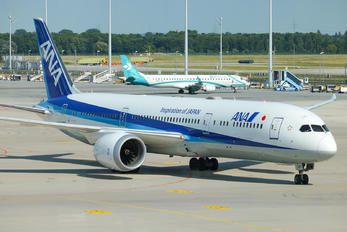 JA871A - ANA - All Nippon Airways Boeing 787-9 Dreamliner