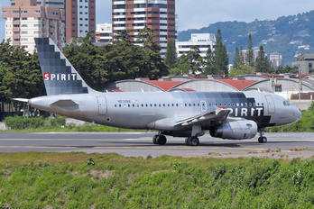 N532NK - Spirit Airlines Airbus A319