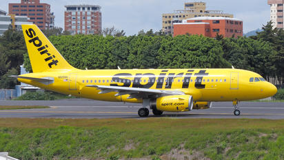 N515NK - Spirit Airlines Airbus A319