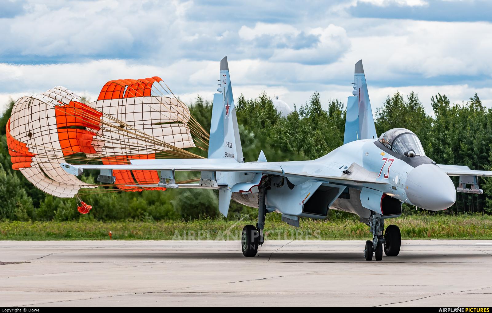 Russia - Air Force RF-81729 aircraft at Kubinka