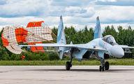 RF-81729 - Russia - Air Force Sukhoi Su-35S aircraft
