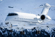HB-JLG - TAG Aviation Bombardier BD-100 Challenger 350 series aircraft