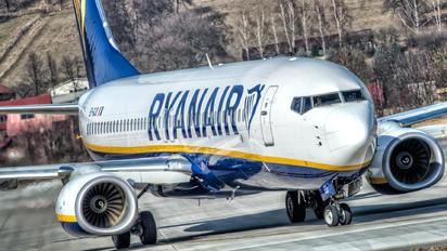 EI-GJO - Ryanair Boeing 737-8AS