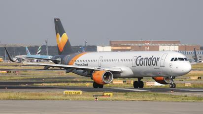 D-AIAI - Condor Airbus A321