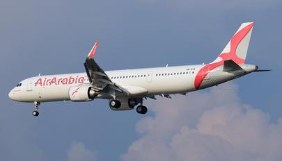 A6-ATA - Air Arabia Airbus A321 NEO