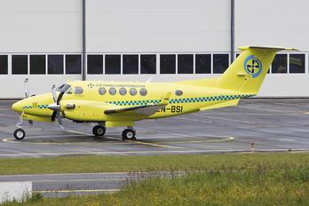 LN-BSI - Babcock Scandinavian AirAmbulance Beechcraft 250 King Air