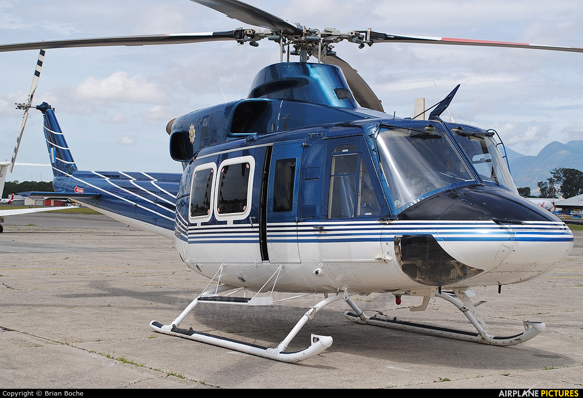 Guatemala - Air Force 102 aircraft at Guatemala - La Aurora