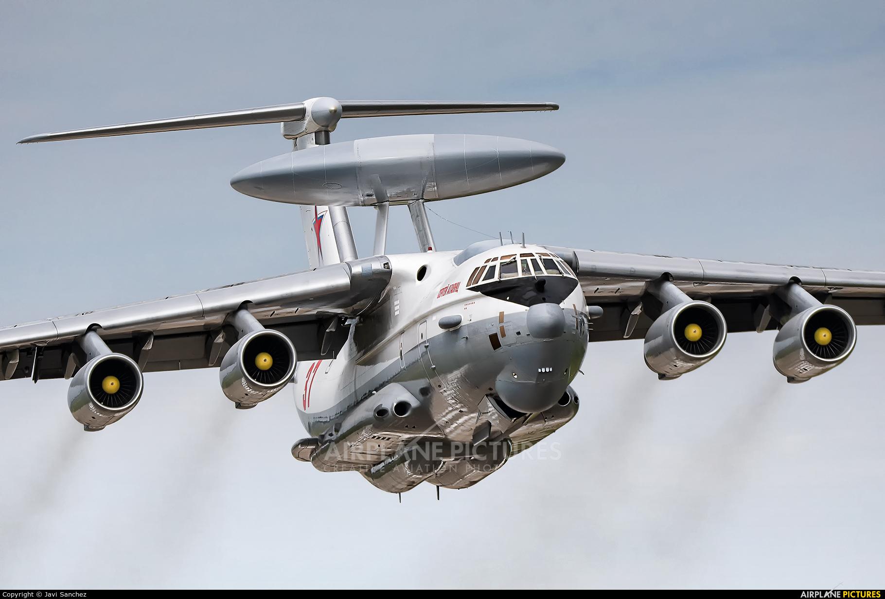 Russia - Air Force RF-93966 aircraft at Kubinka