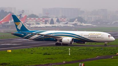 A40-SE - Oman Air Boeing 787-9 Dreamliner