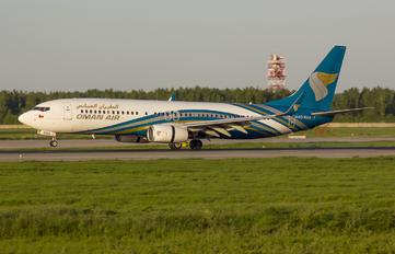 A4O-BAA - Oman Air Boeing 737-800