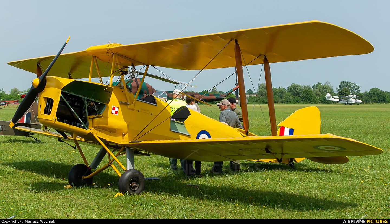 Private SP-YAA aircraft at Płock