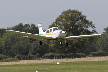G-BJCA - Private Piper PA-28-161 Cherokee Warrior II