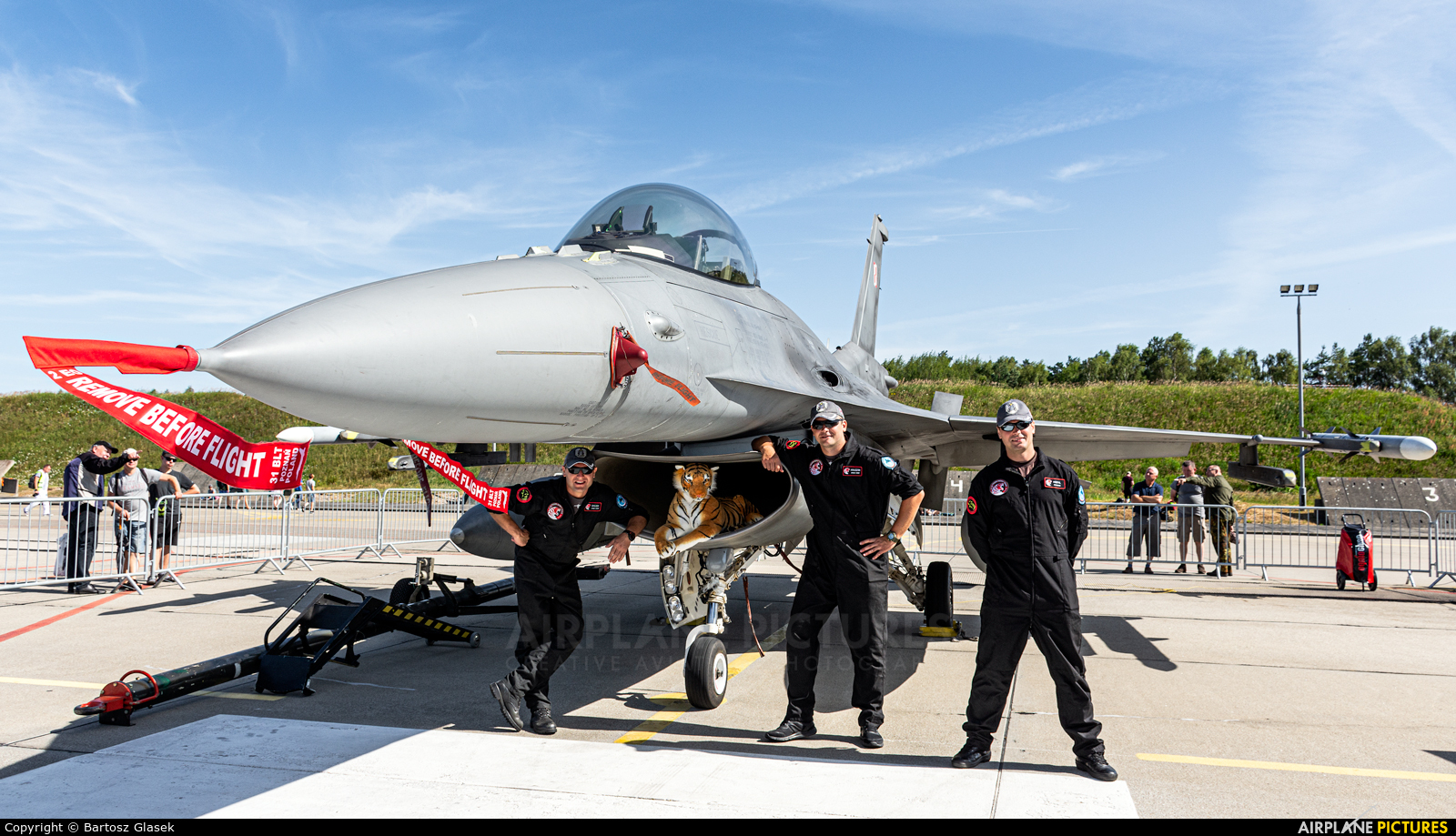 Poland - Air Force - aircraft at Świdwin