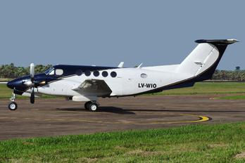 LV-WIO - Private Beechcraft 200 King Air