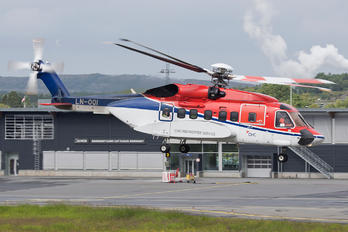 LN-OQI - CHC Norway Sikorsky S-92